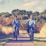 Zdrowo i aktywnie. O rowerach holenderskich